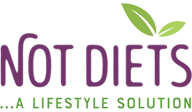 Not Diets, LLC Logo
